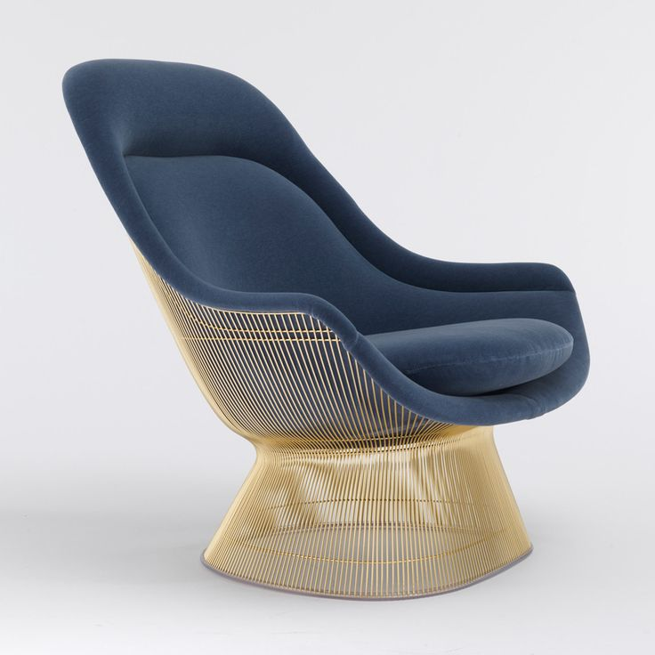 Platner Easy Chair By Knoll International