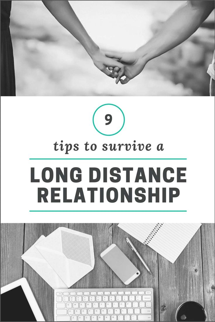 how to survive a temporary long distance relationship