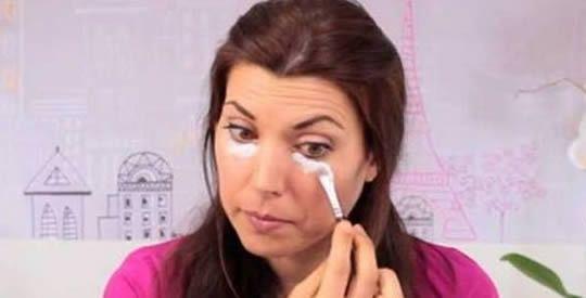Bicarbonato di sodio contro le occhiaie