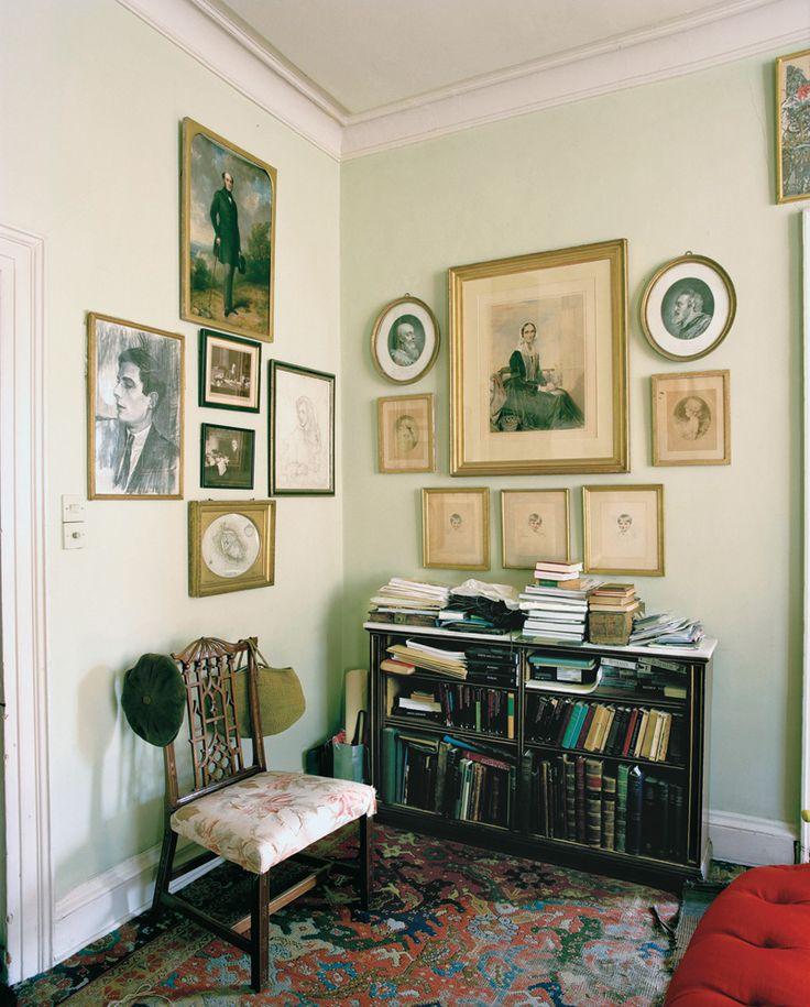 London s best and most secretive address sitting rooms for Interior designer address