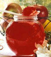 Ροζ μαρμελάδα μήλου Χρόνος προετοιμασίας 40 λεπτά Χρόνος ψησίματος 1 ώρα Για 3 βαζάκια περίπου