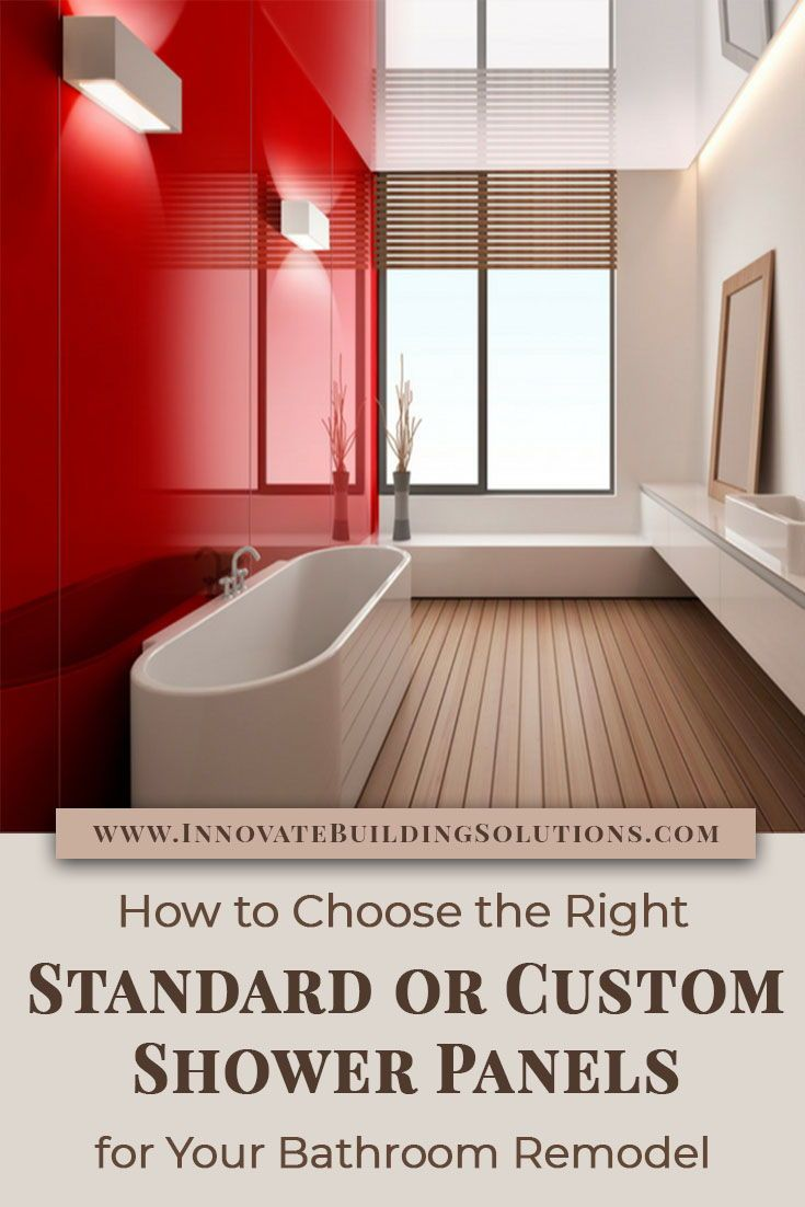 A Brutally Honest Guide To Choose The Right Shower Wall Panels Shower Remodel Small Shower Remodel Bathrooms Remodel