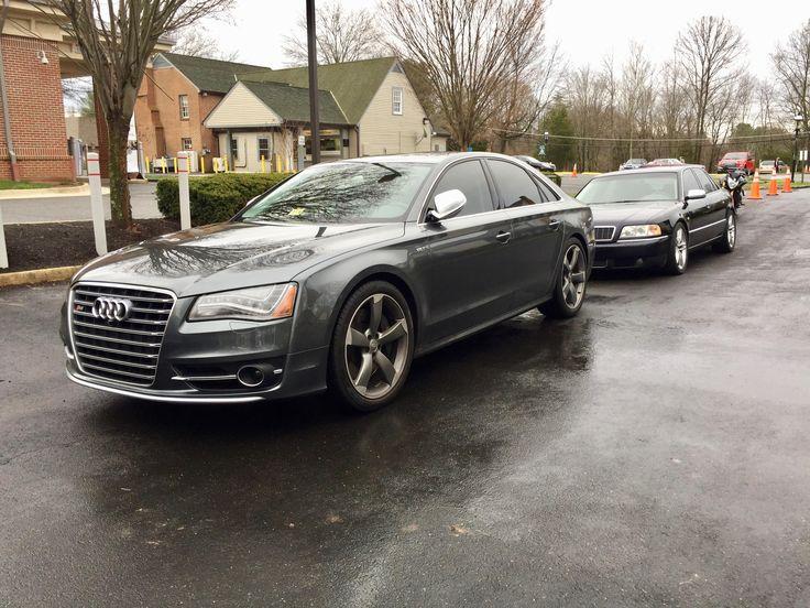 Two Generations of S8 #Audi #cars #car #quattro