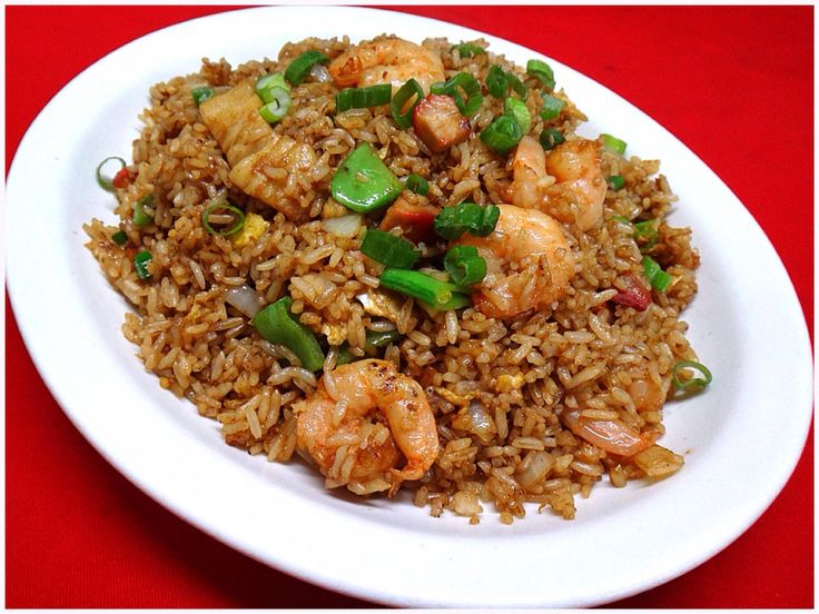7 best Fried Rice images on Pinterest | Shrimp fried rice ... Young Chow Fried Rice