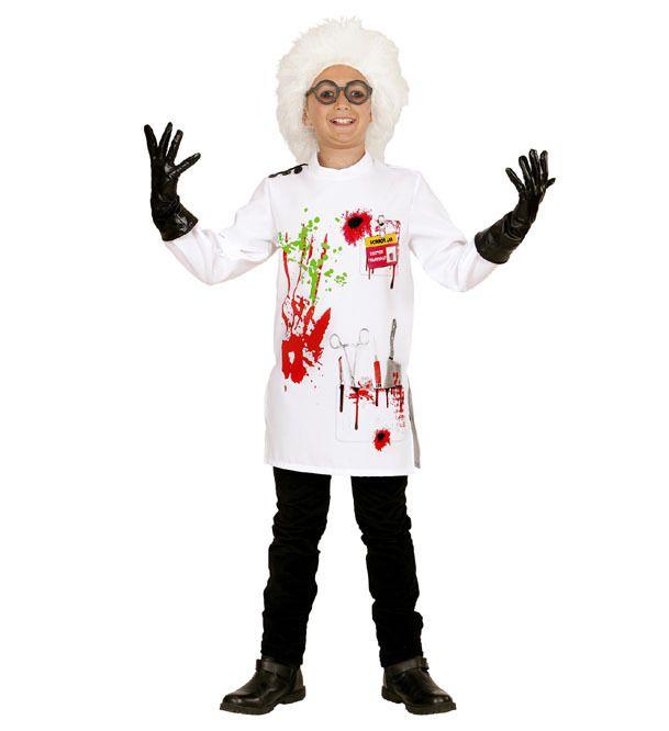 Disfraz de Científico Loco para niño