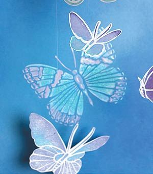 10 ideas about butterfly stencil on pinterest butterfly crafts templates and butterfly pattern - Oriental stencils for walls ...