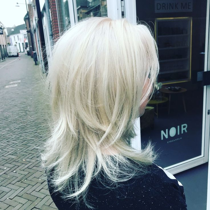 Haircut & colour by Peter Mulder LUX2 kapper Doetinchem