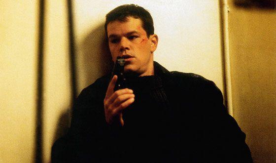 The Bourne Identity  ★★.5