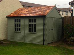 ... Inspiration Garden Sheds Workshops