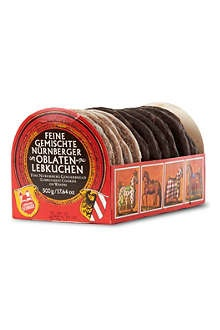 LEBKUCHEN-SCHMIDT Oblaten-Lebkuchen roll 500g #christmasisnear