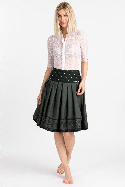 Moderne Trachtenröcke für Damen online kaufen | Almliebe ...