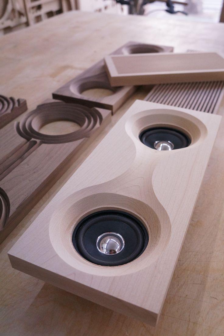 Speaker - Front pannel