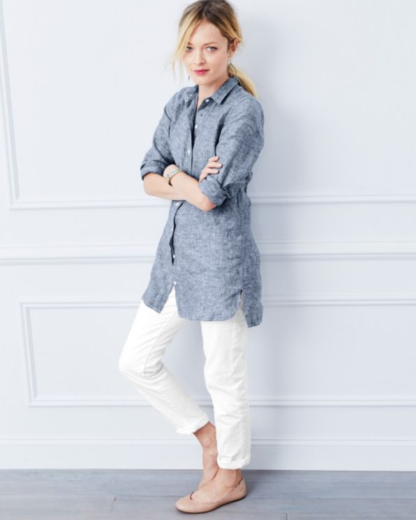 rough luxe: Friday Fun Stuff ....Spring Fashion Basics for Women over 50
