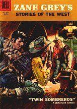 Great Dell comic cover- 1957