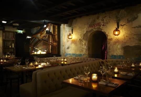 La Bodega Negra Restaurant & Bar , London - Prices & Reviews - Square Meal