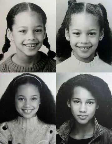 Alicia Keys childhood photos  http://celebrity-childhood-photos.tumblr.com/