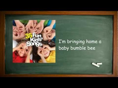 preschool bumble bee song lyrics 79 best images about on campfire 810