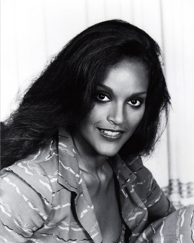 Jayne Kennedy - first African American female to host on a sports network