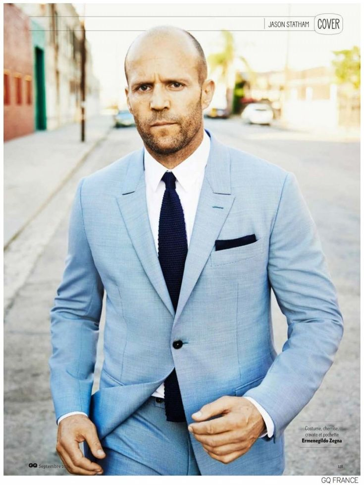 42 best Mens Suit Looks_Light Blue images on Pinterest | Men's ...