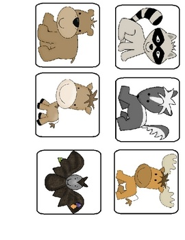 Are these animals nocturnal? Lift-the-Flap Center: You can use this free activity as a center or small group activity. Students will lift the flap to reveal whether the animal is nocturnal or not and rec...