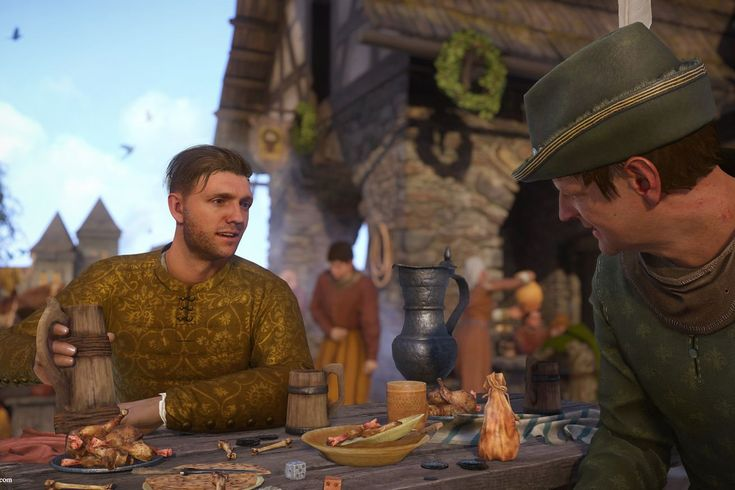 Kingdom Come: Deliverance is an RPG that trades fantasy for historical accuracy