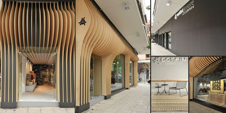 DOMAIN carpets & more : Ξύλινες ειδικές κατασκευές, κυματοειδής ξύλινες επενδύσεις,πάγκοι εργασίας και έπιπλα για το κατάστημα χαλιών DOMAIN carpets & more. - See more at: http://masterwood.gr/portfolio/domain-carpets/#sthash.o9oLzJFV.dpuf