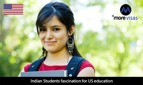 #IndianStudents Fascination for #US #Education  https://www.blog.morevisas.com/indian-students-fascination-for-us-education/