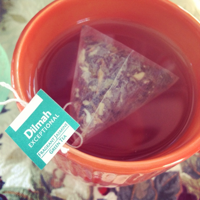 Tea time. #dilmah