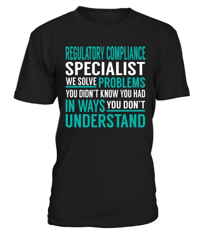 Regulatory Compliance Specialist