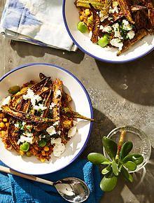 Okra recipes and Okra food : SBS Food