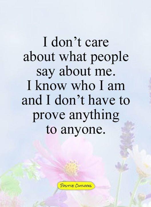I Am Not Who I Was But I Know Who I Am Picture Quotes