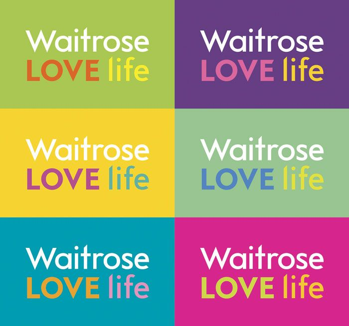 Waitrose LOVE life Prep &Portion - The Dieline -