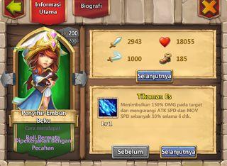 My Info Games: Penyihir Embun Beku (Frost Witch) - Konflik Kastil...