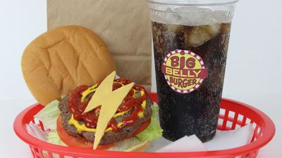 French Fry Diary: The Big Belly Burger Commercial