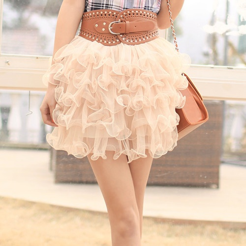 ℒαтεиıgнтfαsнıσи: Tutu Skirts, Ruffles Skirts, Princesses Dresses, Minis Skirts, Dreams Closet, Dresses Fashion, Fashion Style, Leather Belts, Cute Skirts