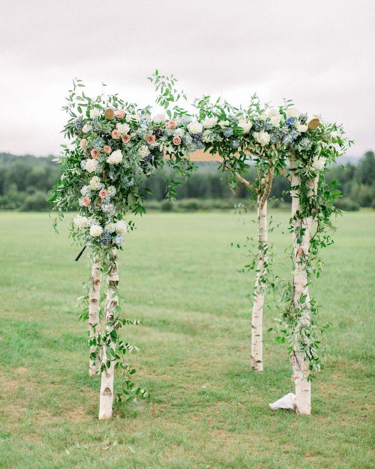 Vermont Wedding Flowers: A Fun, Funky Wedding In Stowe, Vermont