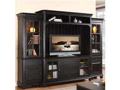 Shop For Riverside Hutch, 41842, And Other Home Entertainment Cabinets At Union  Furniture In