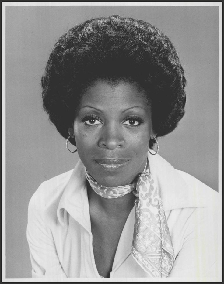 "Roxie Roker(actress & mother of rocker ""Lenny Kravitz"")."