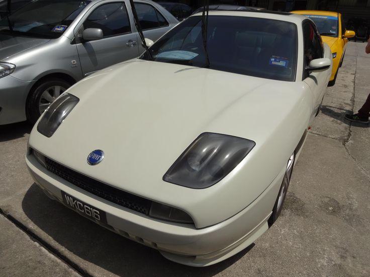 2002 Fiat Siena -