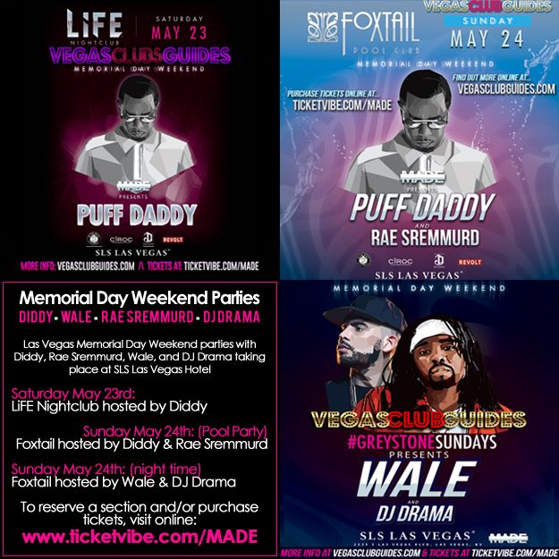 memorial day weekend 2016 las vegas