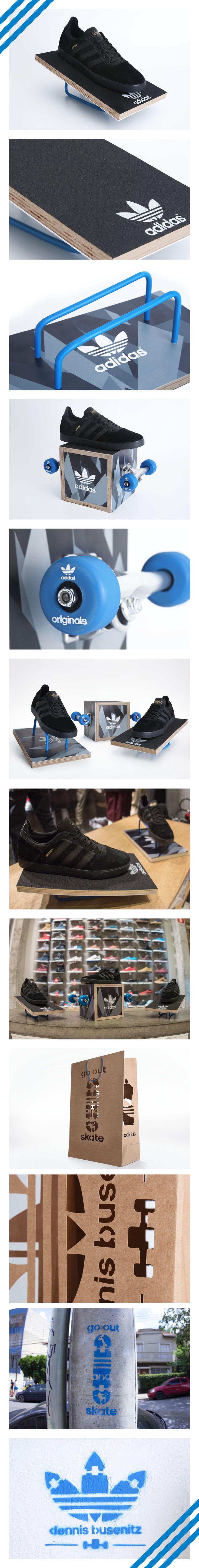 P.O.P Visual Merchandisign #retail #skateboard #adidasskateboarding #busenitz #adidasoriginals #promotional #thisisretail