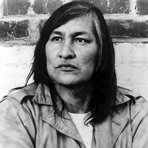 Will Sampson - Muscogee Creek -  Actor, artist, and great man
