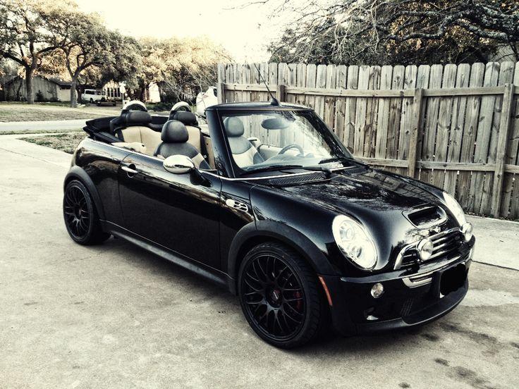 #lieberDschinni Ich wünsche mir so einen Mini Cooper Cabrio um mit diesem Gefä…