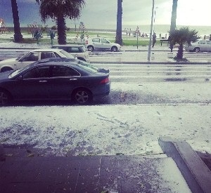 Hectic Hail in CT | http://www.baydu.co.za/