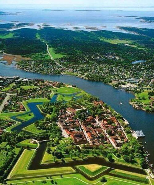 Fredrikstad, Norway.