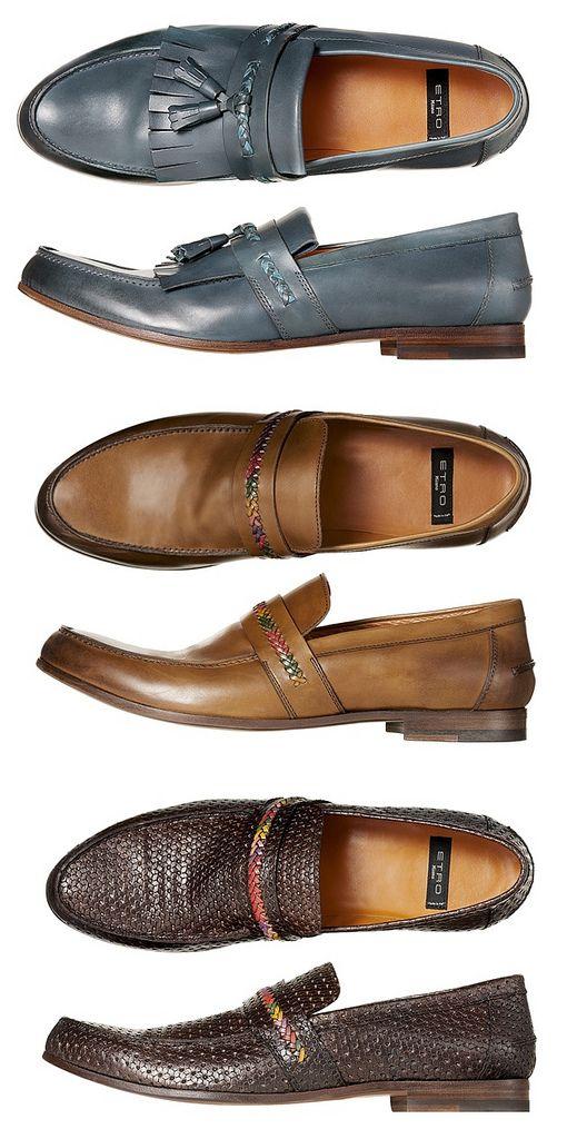 EtroEtro Spring, Men Accessories, Spring Summer, Etro Man, Men Shoes, Summer Accessories, Etro Loafers, Etro Accessories, Style Fashion