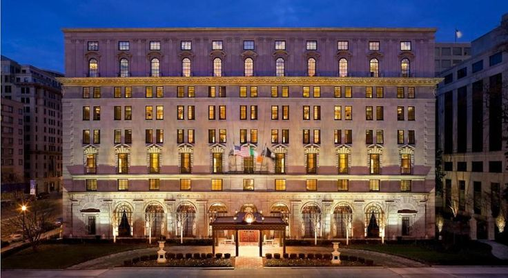 HOTEL|アメリカ・ワシントンのホテル>ホワイトハウスからわずか2ブロック先に位置しています>セントレジス ホテル ワシントンDC(St. Regis Hotel Washington D.C.)