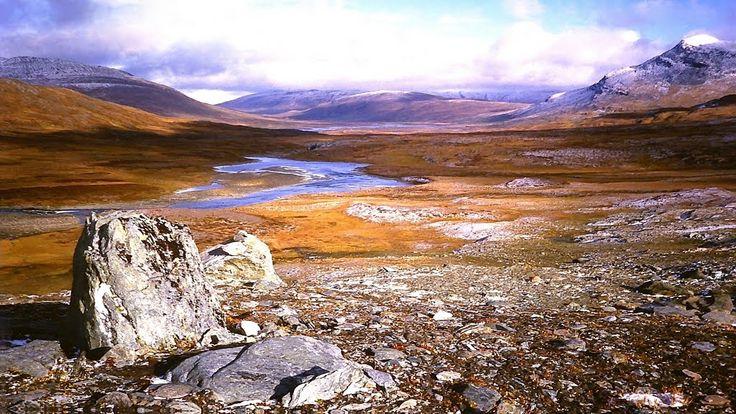 Sårjåsjaure to Staloluokta - Lapland - Sweden