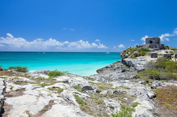 Tulum, Coba and Snorkel in Two Reefs from Playa del Carmen Tulum, Coba and snorkeling in two reefs in the Mayan Riviera. Enjoy a full day mixing culture, nature and sea in an amazing experience to experience duringyour holidays.Youwill start the day in Tulum after the technical stop when boarding the transportation at your hotel. It is a majestic city ruled by Halach Uinicoob, where the palaces still show their wealth in paintings and decoration and there are excellent lines...