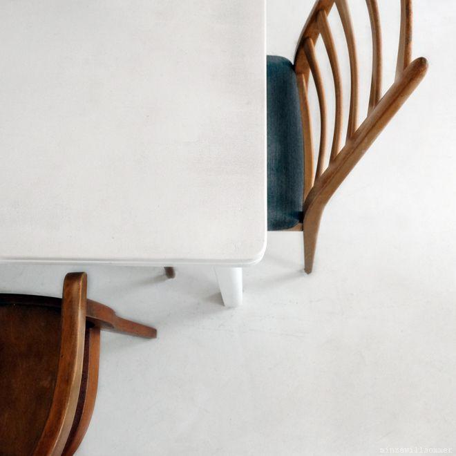 Die besten 25+ Weiße holzstühle Ideen auf Pinterest Holztische - esstisch und stuhle esszimmer
